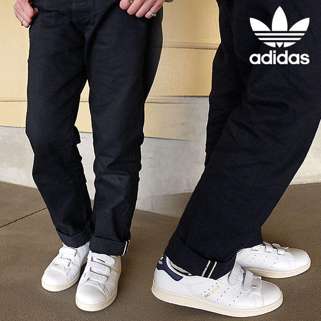 adidas Originals adidas originals sneakers mens Womens STAN SMITH CF Stan  comfort Velcro running White   College Navy   running white AQ3192 SS16 af20dd79e