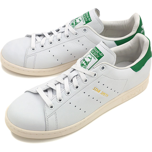 san francisco 3998c f0839 Adidas originals Stan Smith adidas Originals STAN SMITH mens Womens running  white / running white / green S75074 SS16