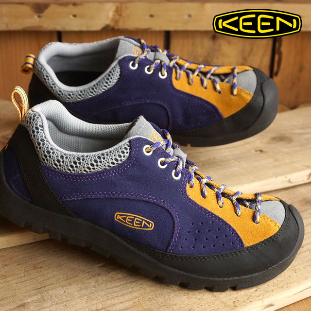 f75657b09e58 Keane Jasper rocks men s trekking shoes KEEN Jasper Rocks MEN Gothic Grape  Saffron (1014880 SS16)