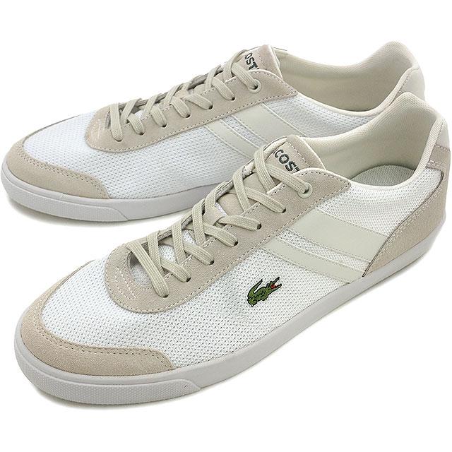 Lacoste men s sneaker combat LACOSTE COMBA 116 1 WHT  MSI010-001 SS16Q1  40edb1b75f