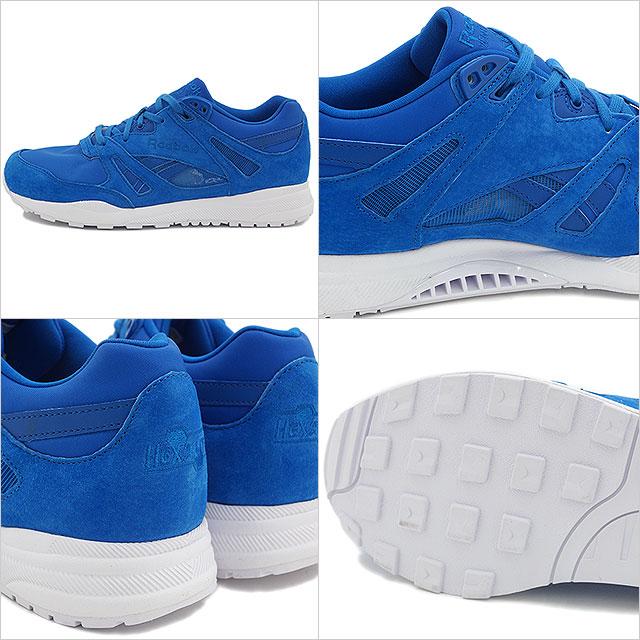 bdfbad637b7 Reebok classical music men gap Dis sneakers ventilator SMB Reebok CLASSIC  VENTILATOR SMB blue sports   white   white (V68018 SS16)