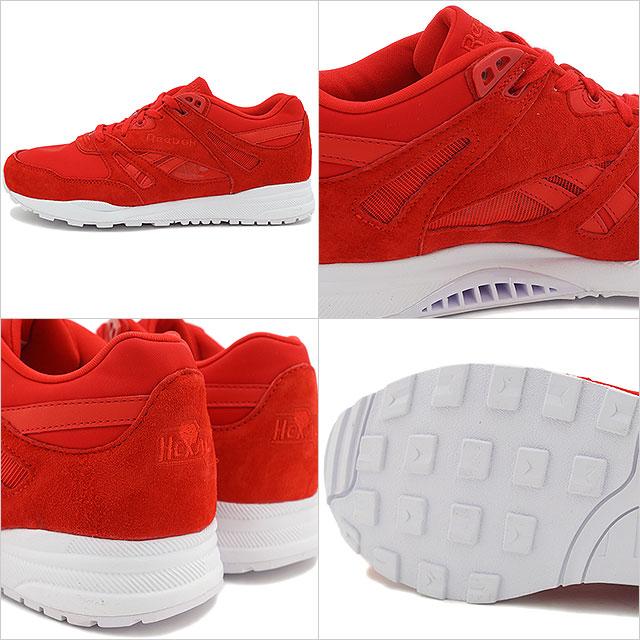 Reebok classical music men gap Dis sneakers ventilator SMB Reebok CLASSIC  VENTILATOR SMB motor red   white   white (V68020 SS16) dc7e81d63