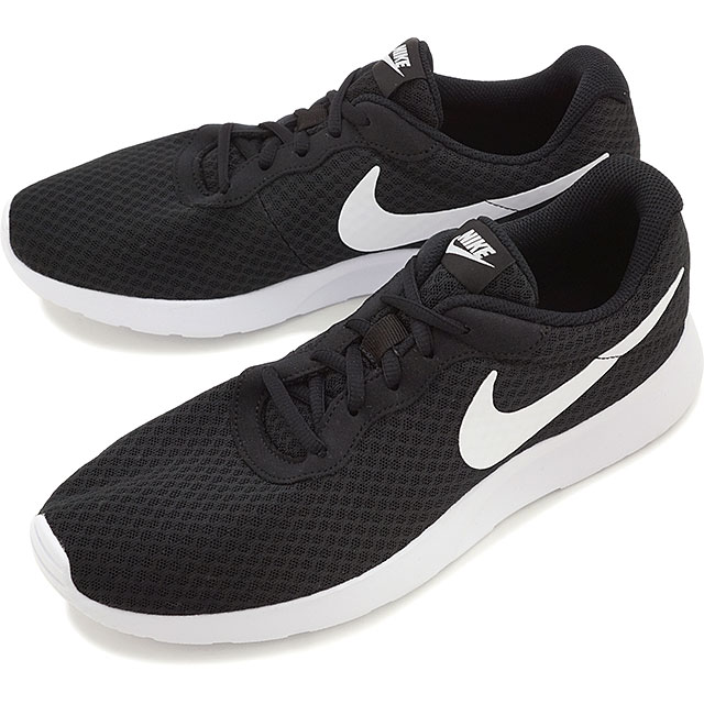 2014f68b45fe mischief  Nike men sneakers shoes tongue Jun NIKE TANJUN black ...