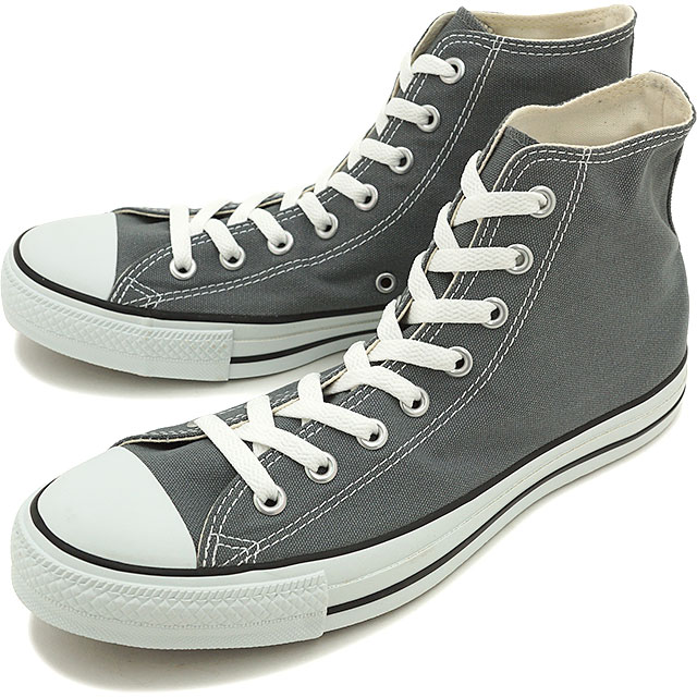 Converse canvas all star cut CONVERSE CANVAS ALL STAR HI charcoal (32066761)