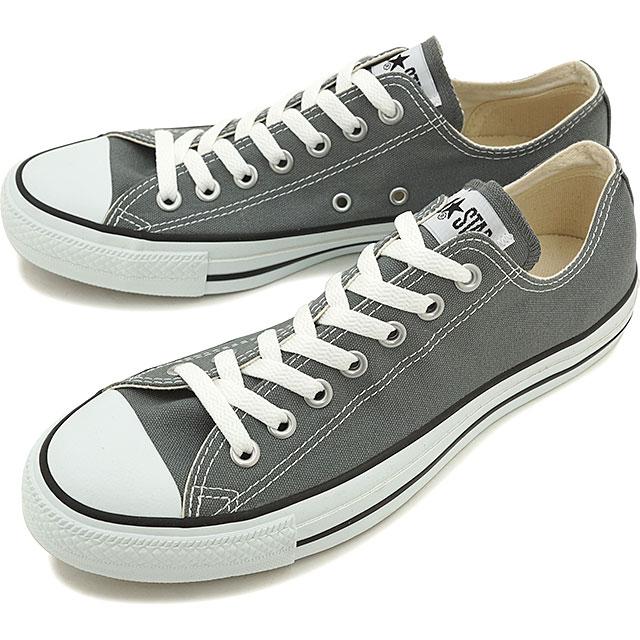 f40951d3b1c Converse canvas all-stars low-frequency cut CONVERSE CANVAS ALL STAR OX  charcoal shoes (32166751)