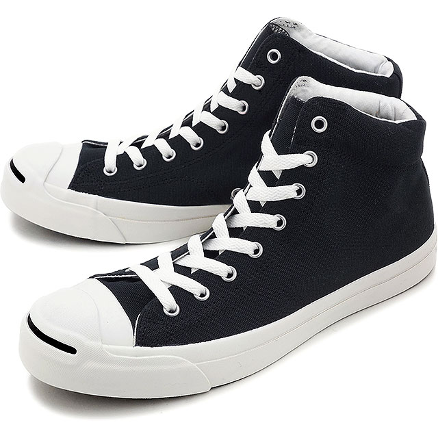 mischief  Converse Jack Purcell mid CONVERSE JACK PURCELL MID black ... d13f89cce