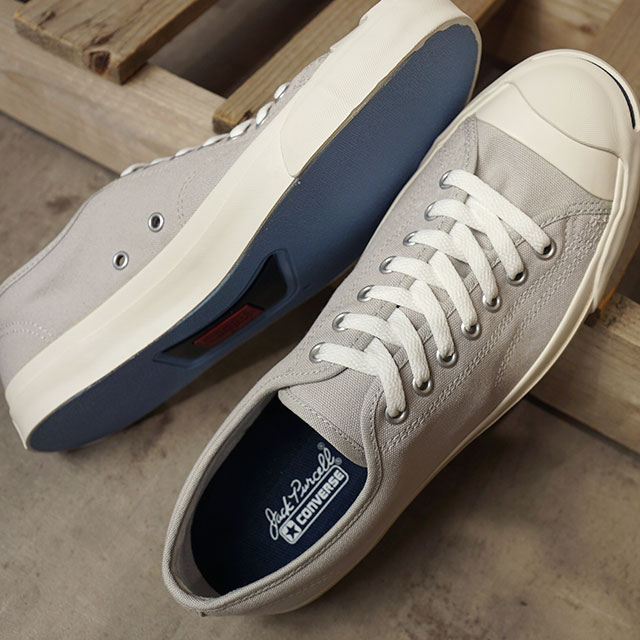 f5e2a7f0afe8 Converse Jack Pursel CONVERSE JACK PURCELL light gray shoes (32262327)
