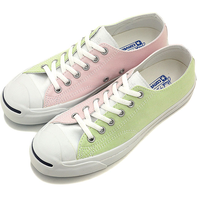 93033bdbb391 Converse Jack Purcell multishats mens Womens CONVERSE JACK PURCELL  MULTISHIRTS green   white   pink 32262644 SS16