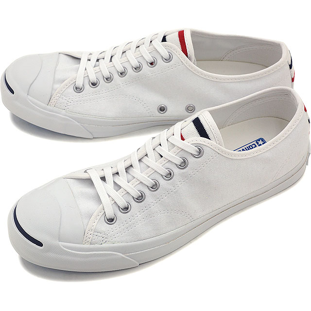 e0bf0d2db67d CONVERSE Converse men gap Dis sneakers shoes JACK PURCELL BASQUEBORDER Jack  Pursel basque horizontal stripe white 32262650 SS16