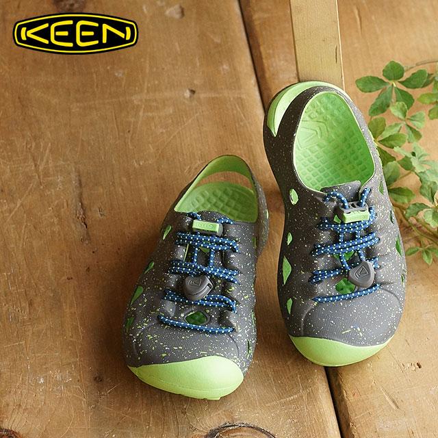 53fcd5765ea3 KEEN keen kids children s Sandals CHILDREN Rio Rio Magnet Jasmine Green  (1014548 SS16)