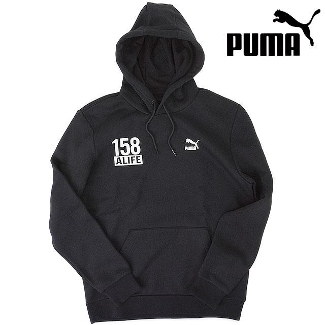 puma international hoodie