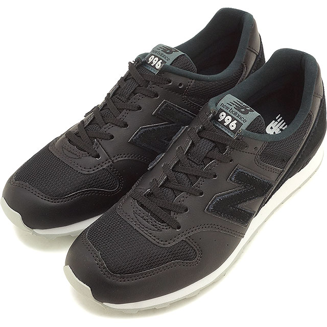 the latest 02619 fbd68 New Balance Lady's sneakers newbalance WR996 BLACK (WR996HO SS16)