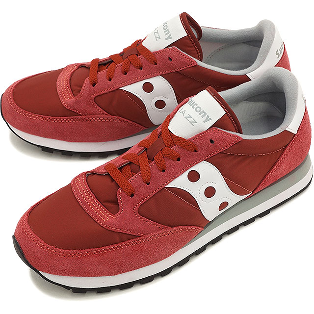 detailed look 87629 ddfd6 サッカニーメンズレディーススニーカー shoes jazz original Saucony ORIGINAL JAZZ ORIGINAL RED  (S2044-352 SS16)