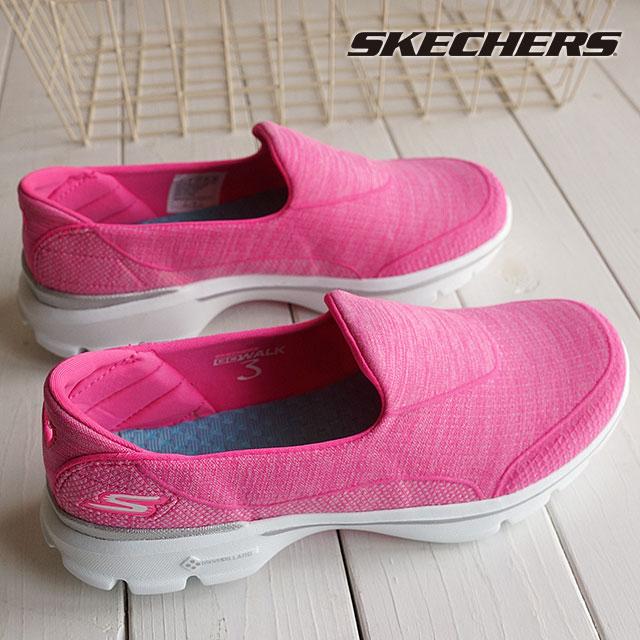 76fa7d5db4d3 スケッチャーズレディースゴーウォーク 3 スーパーソック 3 SKECHERS GO Walk 3-Super Sock 3 HPK (14046  SS16)