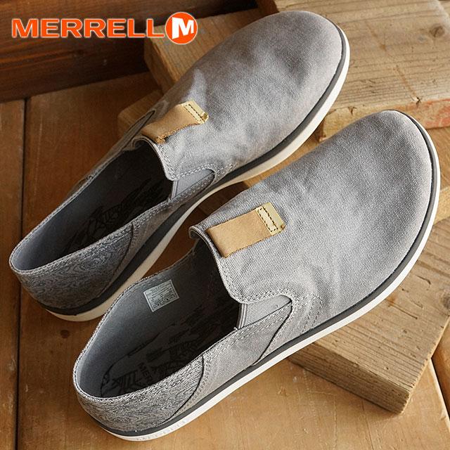 Merrell 黄昏空气模拟 MERRELL 男装 MNS Duskair Moc 野鸽子 (71193 SS16)