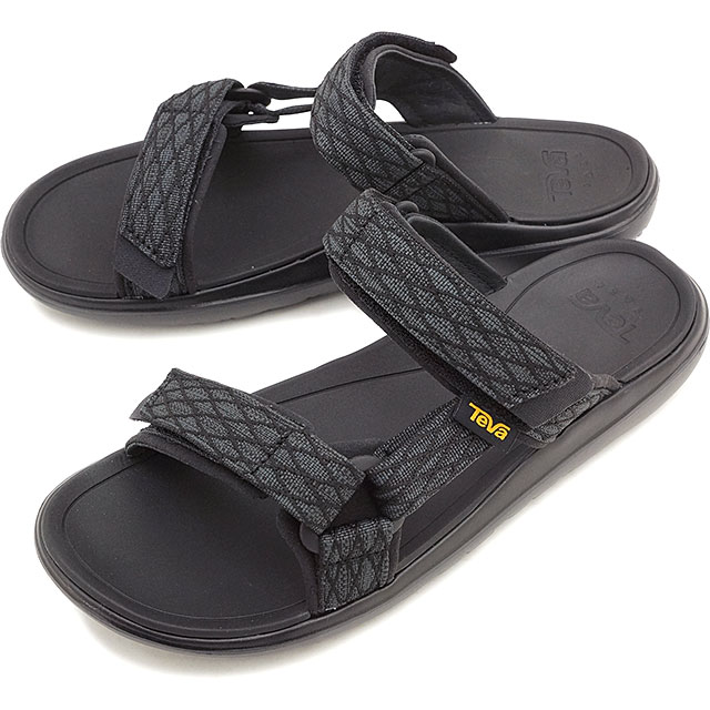 9267a769173a5 Teva men terra float slide sandal Teva M TERRA-FLOAT SLIDE BLK (1009814  SS16)