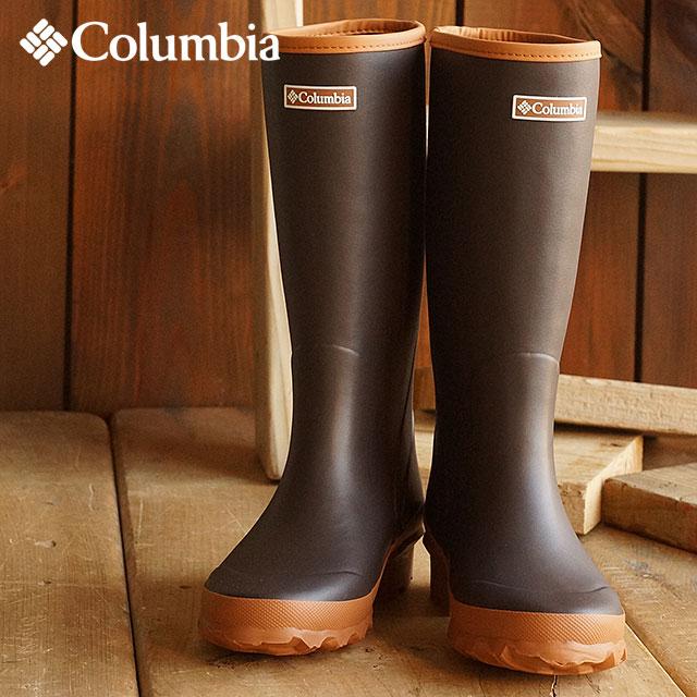 哥伦比亚小姐软哥伦比亚男式女式雨鞋软红润布朗 (YU3777-202 SS16)