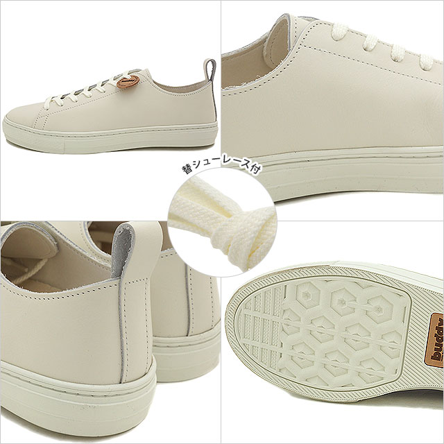 badiburuteriarosumusureza buddy make happy人分歧D运动鞋Bull Terrier Low Smooth WHITE(buddy-012 SS16)