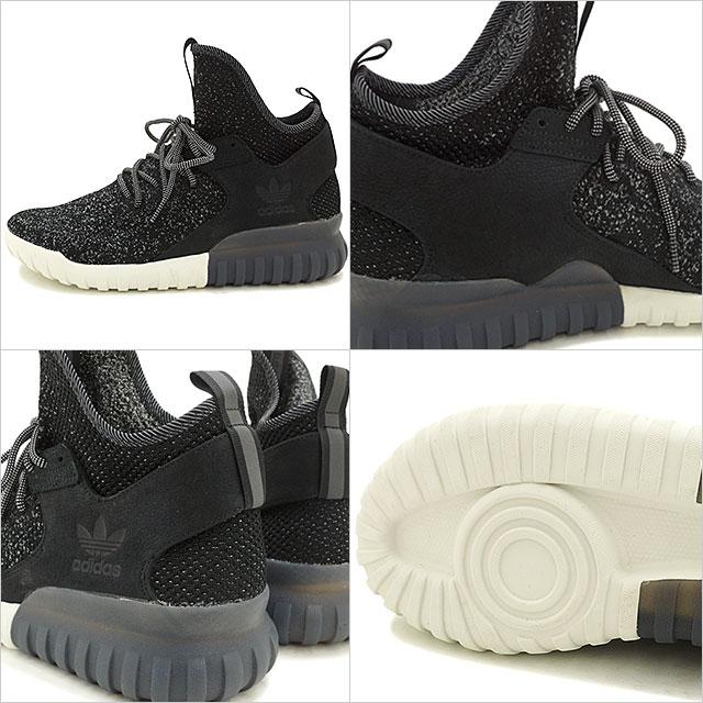 Adidas Rørformet X Asw Primeknit (menn) - Svart / Hvit jZmVJins5