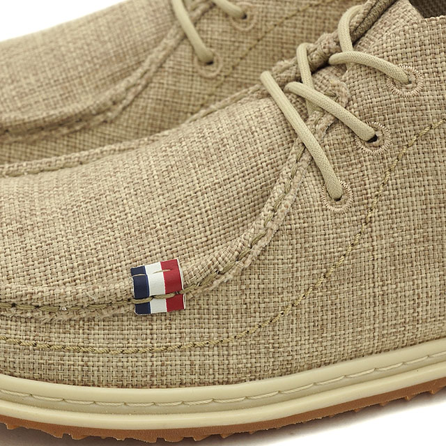 conqueror コンカラーシューズ FLOATER CV floater canvas TAN (SS12)