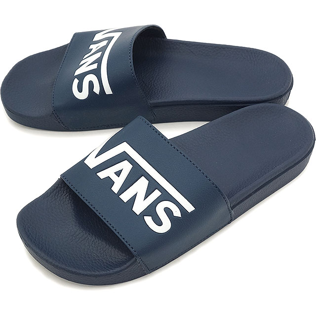 ccc221a448 VANS vans shower sandal men gap Dis SURF SLIDE-ON slide on (VANS) DRESS  BLUES (VN0004KIIX8 SS16)