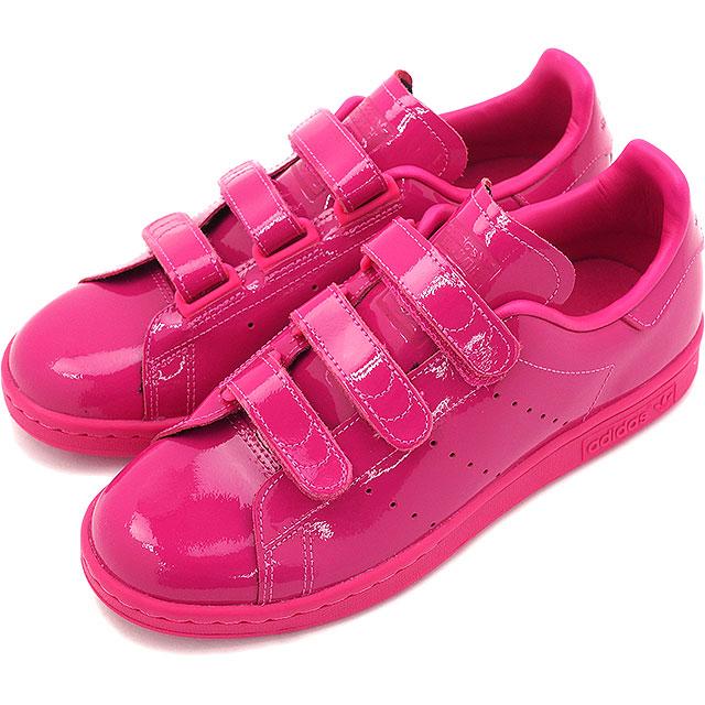 Ecu Comfort Adidas Velcro Ss16 Sneakers Stan Heren Roze S16 S75191 Originals Smith Cf f1y14qWgn