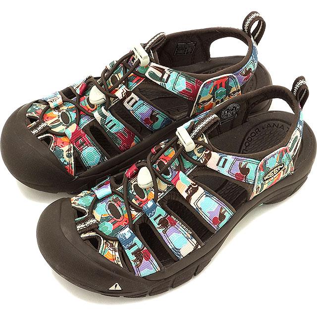 51089b909c KEEN Kean Lady's sandal Newport H2 WOMEN Newport H two Galapagos (1014826  SS16) ...