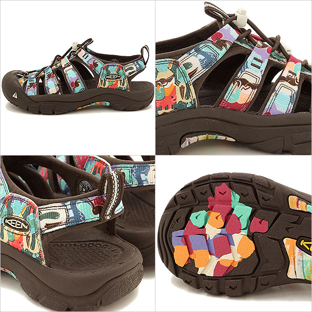 熱衷於熱衷於婦女涼鞋紐波特 H2 婦女紐波特阿托戈 (1014826 SS16)