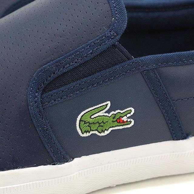 拉科斯特男式运动鞋滑 Gazon 体育拉科斯特 GAZON 体育 116 2 NVY [MSI017-003 SS16Q1]
