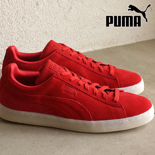 Puma Semsket Røde Klassiske Kvinner U36edvM