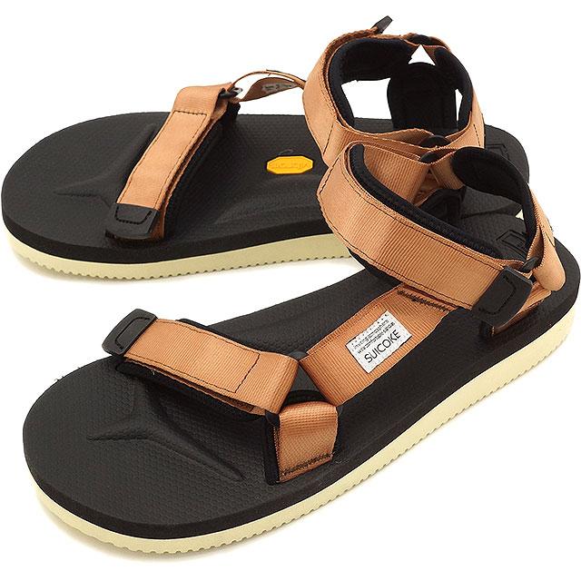 8233165c6854 suicoke sicock mens Womens Vibram sole Sandals SUICOKE DEPA-V2 BROWN (OG-v2  022 SS16)
