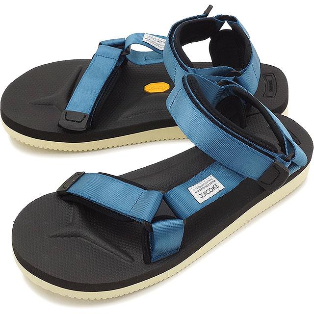 65b05a002404 suicoke sicock mens Womens Vibram sole Sandals SUICOKE DEPA-V2 BLUE (OG-v2  022 SS16)