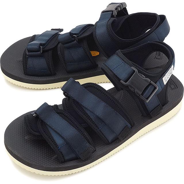 c1251baca39 suicoke Sui cook men gap Dis vibram sole sandal SUICOKE GGA-V NAVY (OG ...