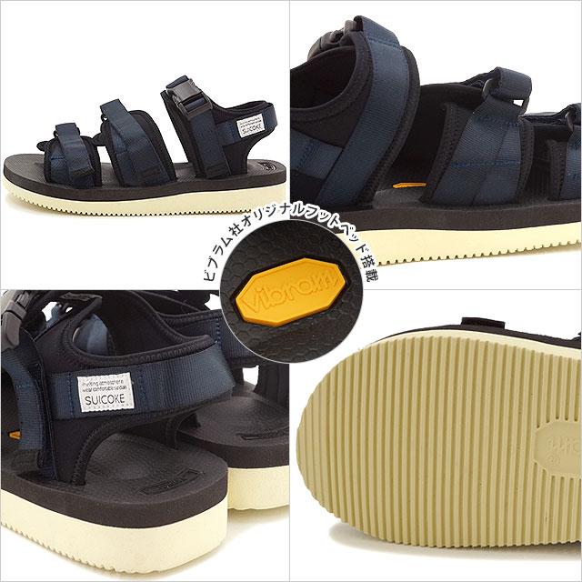 89b27b2650f mischief: suicoke Sui cook men gap Dis vibram sole sandal SUICOKE ...