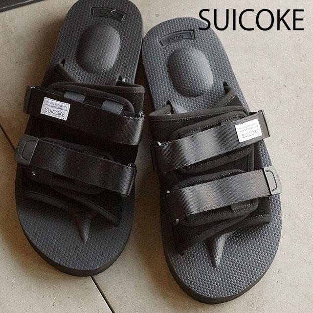suicoke sicock mens Womens Vibram sole Sandals SUICOKE MOTO-VS BLACK (OG-056VS SS16)
