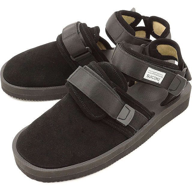 b1bc08ec0c9e suicoke sicock mens Womens Vibram sole Sandals SUICOKE NOTS-VS BLACK  (OG-061VS SS16)