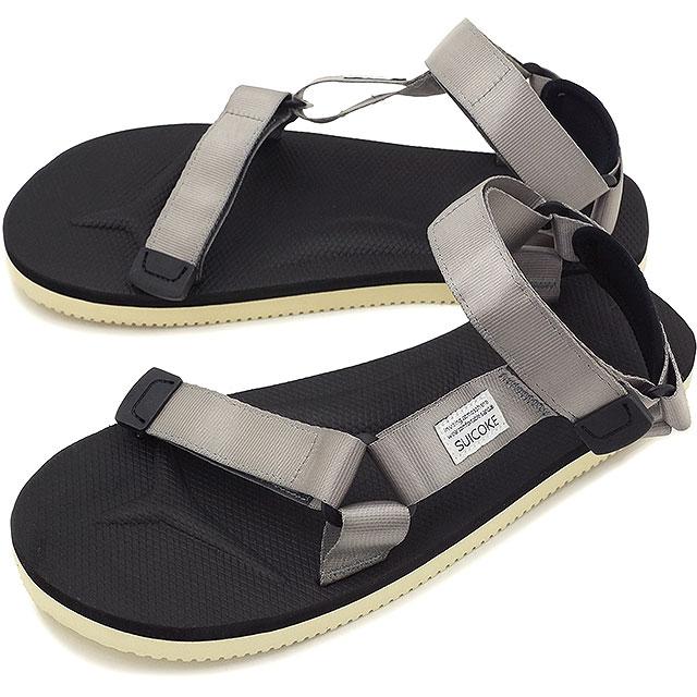suicoke sicock mens ladies strap Sandals SUICOKE DEPA GRAY (OG-022 SS16)
