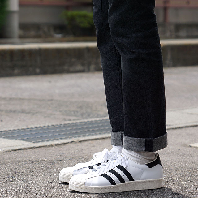 f6bdaa1df8df Lady s shoes (G61070) men s for Adidas superstar 80s for white   black    chalk 2 adidas Originals SUPERSTAR 80s