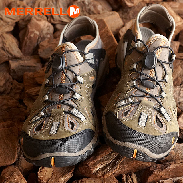 94b601005cb MERRELL Merrell men's outdoor Sneakers Shoes ALLOUT BLAZE SIEVE all-out  blaze SIVE BRINDLE/BUTTER (65243)