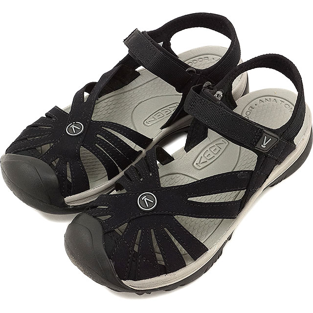 005bdf4a205 Kean Rose sandal KEEN Rose Sandal Black Neutral WMN water shoes sandal women  Gray(1008783)