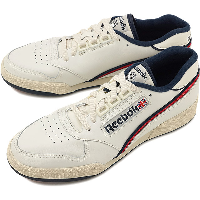 22eb899d944a Reebok classical music men gap Dis sneakers Reebok CLASSIC ACT 600 85 CHALK  PAPERWHITE EXCELLENT RED CLLG NAVY (V68648 SS16)