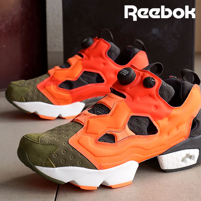 Reebok classics men's women's sneaker instapompfury asymmetric Reebok  CLASSIC INSTAPUMP FURY ASYM CANOPY (V67791 SS16 ...