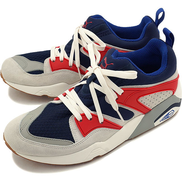0985016aa1b Puma mens Womens sneakers blaze of glory athletic PUMA BLAZE OF GLORY  ATHLETIC Black   Star white   high risk red (361080-01 SS16)
