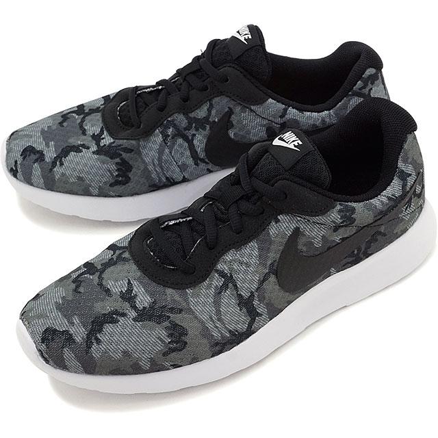 Nike men sneakers shoes tongue Jun print NIKE TANJUN PRINT cool gray    black   wolf gray   dark gray (819 8bb684699
