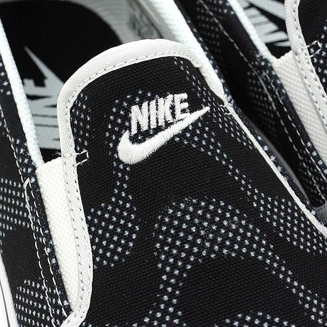 耐克男装易穿式运动鞋岐单 TXT 打印耐克岐滑 TXT 打印黑色 / 白色 (724761-014 SU16)