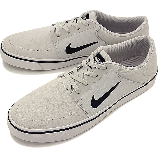 best value exquisite style best website Nike men skating shoes sneakers shoes SB port more NIKE SB PORTMORE summit  white / black (725,027-100 SU16)