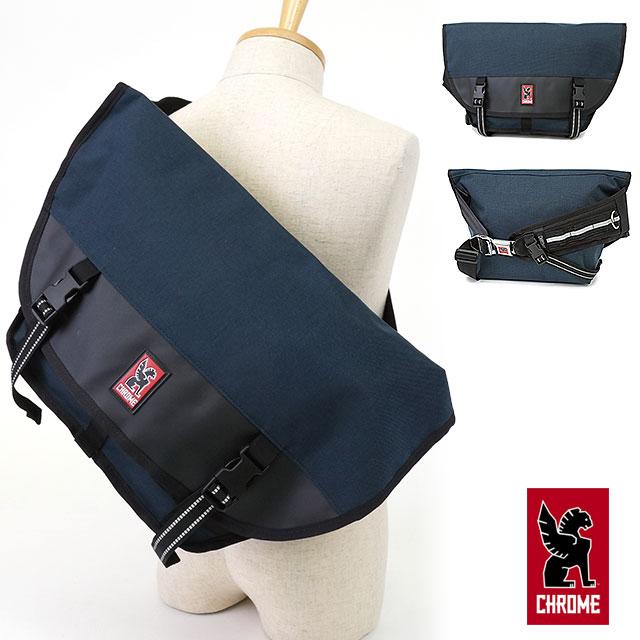 Chrome Messenger Bags Mini Metro Indigo Black Bg001inbk Ss16
