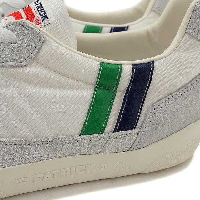 Patrick sneakers men's women's shoes Copenhagen 2 PATRICK COPENHAGEN II WH (528010 SS16)