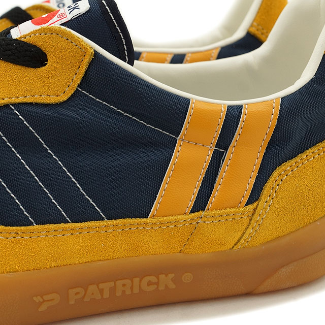 Patrick sneakers men's women's shoes Copenhagen 2 PATRICK COPENHAGEN II NV (528012 SS16)