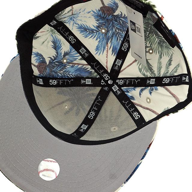 new arrivals 83cd4 966fc ... Palm tree new era Los Angeles Dodgers Cap NEWERA men women 59FIFTY LAD PALMTREE  CAP (